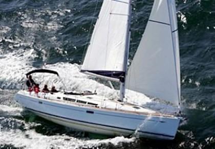 Sun Odyssey 45 (code:NAV 12) - Sukošan - Charter plovila Hrvatska