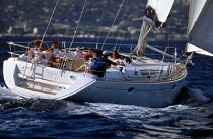 Sun Odyssey 45 (code:NAV 13) - Sukosan - Charter ships Croatia