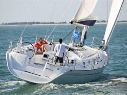 Cyclades 43,4 (code:NAV 17) - Sukosan - Charter boten Kroatië