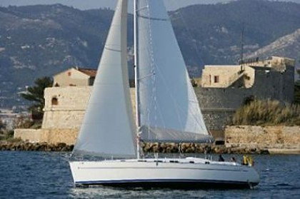 Cyclades 43,4 (code:NAV 19) - Sukosan - Charter boten Kroatië