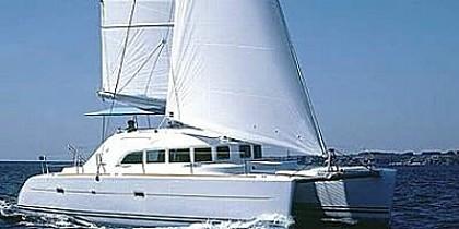 Lagoon 380 (code:NAV 23) - Sukošan - Charter plavidlá Chorvátsko