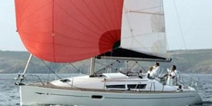 Sun Odyssey 36I (code:NAV 37) - Sukosan - Charter ships Croatia
