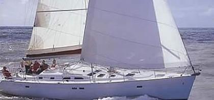 Oceanis Clipper 473 (code:NAV 43) - Sukosan - Charter Boote Kroatien