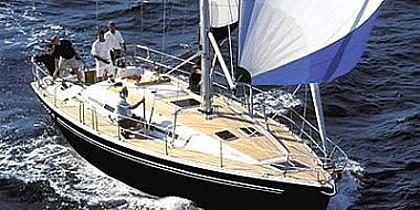 Elan 45 (code:NAV 47) - Sukosan - Charter ships Croatia
