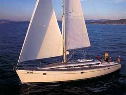Elan 45 (code:NAV 48) - Sukosan - Charter ships Croatia