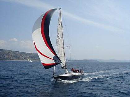 Grand Soleil 43 (CBM Realtime) - Sibenik - Charter embarcation Croatie