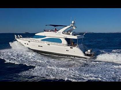 Yaretti 2210 (CBM Realtime) - Sibenik - Charter ships Croatia
