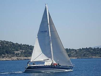 Oceanis 523 (CBM Realtime) - Sibenik - Charter Boote Kroatien