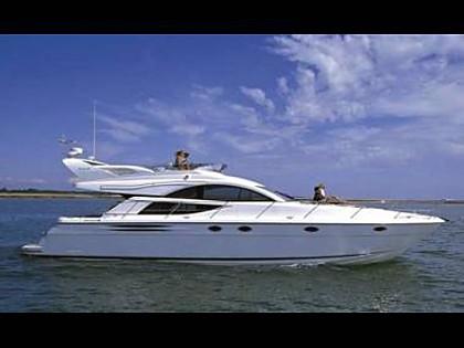 Phantom 50 (CBM Realtime) - Sibenik - Charter boten Kroatië