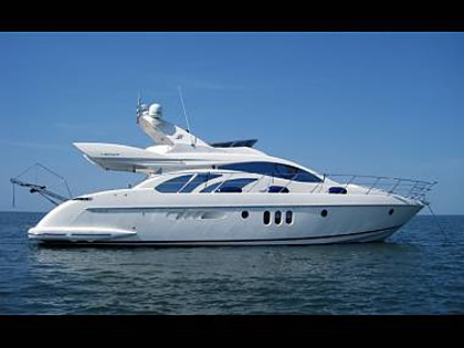 Azimut 55 (CBM Realtime) - Sibenik - Charter ships Croatia