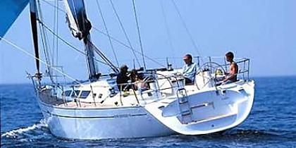 Sun Odyssey 43 (code:NAV 49) - Sukosan - Charter ships Croatia