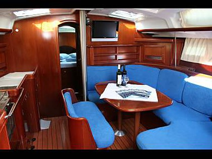 Oceanis 423 (CBM Realtime) - Sibenik - Charter Boote Kroatien