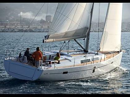 Hanse 445 (CBM Realtime) - Sibenik - Czarter statki Chorwacja