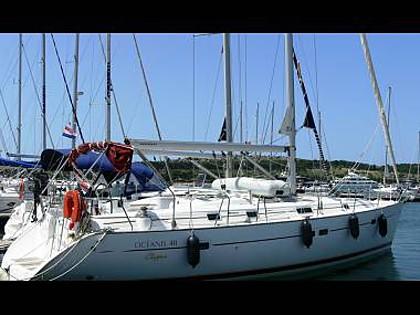 Oceanis 411 (CBM Realtime) - Sibenik - Czarter statki Chorwacja