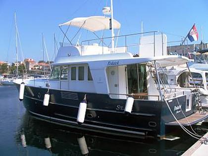 Swift Trawler 42 (CBM Realtime) - Sibenik - Czarter statki Chorwacja