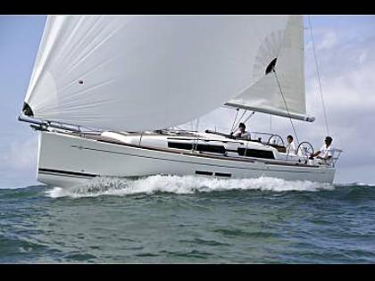 Dufour 375 GL (CBM Realtime) - Sibenik - Charter ships Croatia