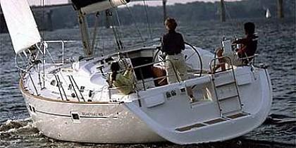 Oceanis Clipper 423 (code:NAV 50) - Sukošan - Charter plovila Hrvaška