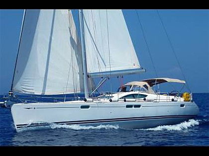 Sun Odyssey 54DS (CBM Realtime) - Sibenik - Charter ships Croatia