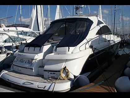 Fairline Targa 52 GT (CBM Realtime) - Sibenik - Charter embarcation Croatie
