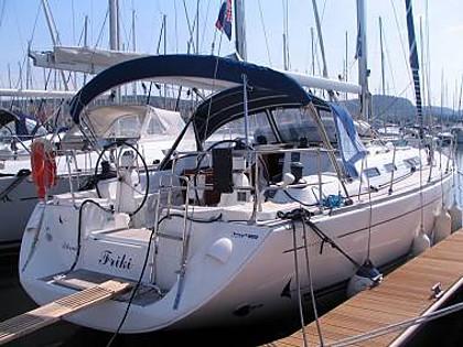 Dufour 455 (CBM Realtime) - Sibenik - Charter boten Kroatië