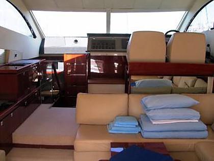 Fairline Phantom 48 (CBM Realtime) - Sibenik - Charter boten Kroatië