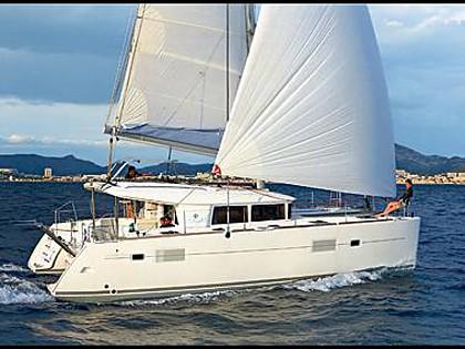 Lagoon 400 (CBM Realtime) - Sibenik - Charter Boote Kroatien