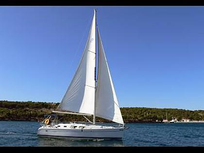 Hunter 41 (CBM Realtime) - Sibenik - Charter hajókHorvátország