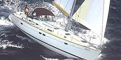 Oceanis Clipper 411 (code:NAV 51) - Сукошан - Чартер ХорватияХорватия