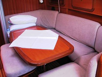 Grand Soleil 40 (CBM Realtime) - Sibenik - Charter Boote Kroatien