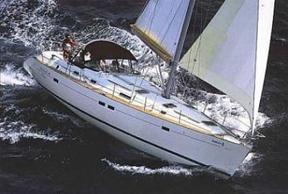 Oceanis Clipper 411 (code:NAV 54) - Sukosan - Czarter statki Chorwacja
