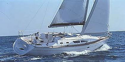 Sun Odyssey 37 (code:NAV 56) - Sukosan - Charter ships Croatia