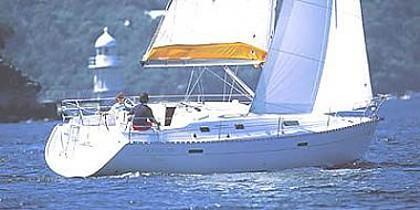 Oceanis Clipper 331 (code:NAV 60) - Sukošan - Charter plovila Hrvatska