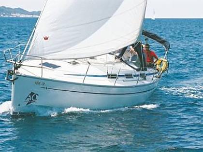 Bavaria 34 (CBM Realtime) - Pirovac - Charter hajókHorvátország