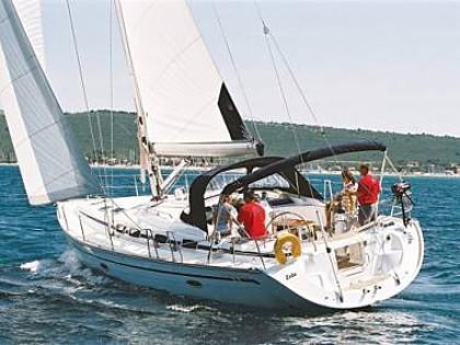 Bavaria 46 Cruiser (CBM Realtime) - Sukosan - Charter ships Croatia