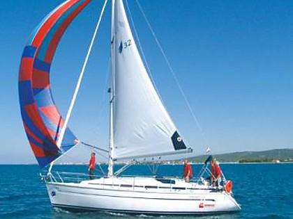 Bavaria 32 (CBM Realtime) - Pirovac - Charter plovila Hrvaška