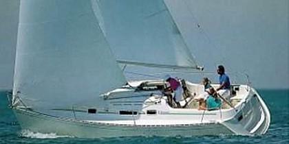 Beneteau First 265 (code:NAV 63) - Sukosan - Charter Boote Kroatien