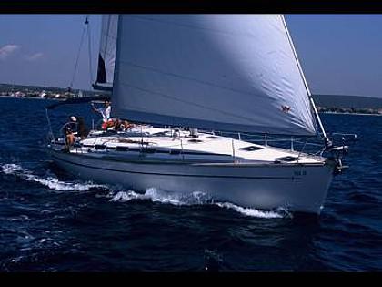 Bavaria 44 (CBM Realtime) - Pirovac - Charter plovila Hrvaška