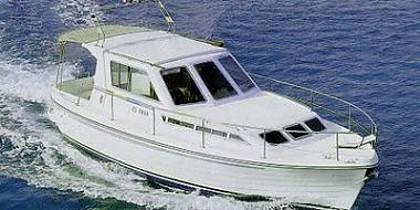 Adria 1002 V (code:NAV 65) - Sukošan - Charter plovila Hrvaška