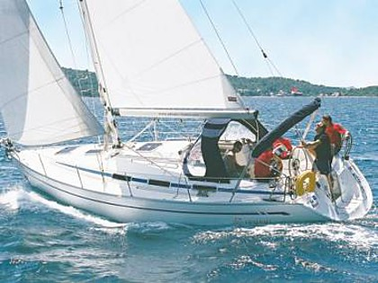 Bavaria 34 (CBM Realtime) - Pirovac - Charter ships Croatia