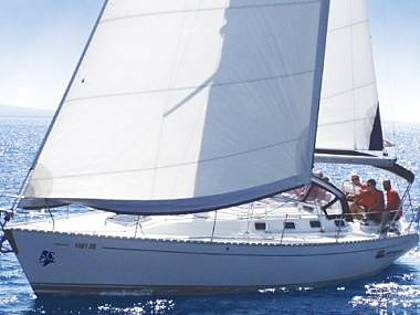 SAS 39/2002 (CBM Realtime) - Sukosan - Charter boten Kroatië