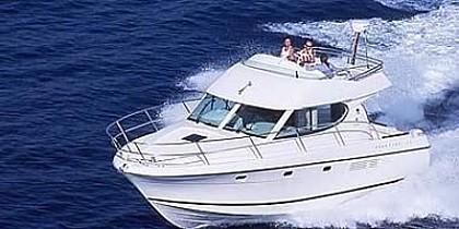 Jeanneau Prestige 32 (code:NAV 70) - Sukosan - Charter ships Croatia