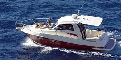 Adex Motivo 29 (code:NAV 71) - Sukošan - Charter plovila Hrvaška