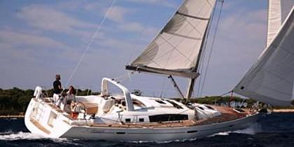 Beneteau 50 Family (code.NAA 2) - Kastel Gomilica - Charter Boote Kroatien