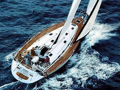 Bavaria 49 (code:NAA 3) - Kaštel Gomilica - Charter plovila Hrvatska