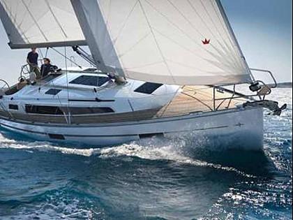 Bavaria Cruiser 37 (CBM Realtime) - Biograd - Charter plovila Hrvatska