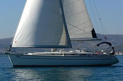 Bavaria 44 (code:NAA 8) - Kastel Gomilica - Charter navi Croazia