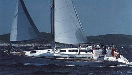 Elan 431 (code:PLA 260) - Kastel Gomilica - Charter navi Croazia