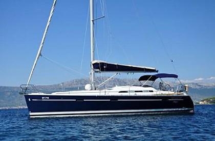 Beneteau Oceanis 393 (code:NAA 11) - Kastel Gomilica - Charter embarcation Croatie