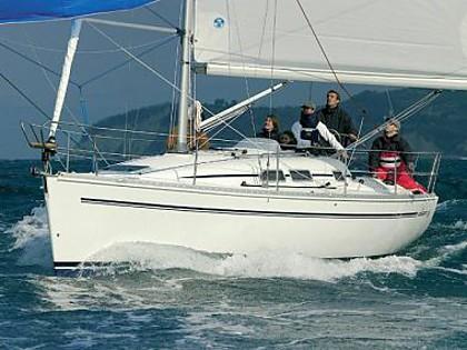 Elan 333 (code:NAA 15) - Kastel Gomilica - Charter hajókHorvátország