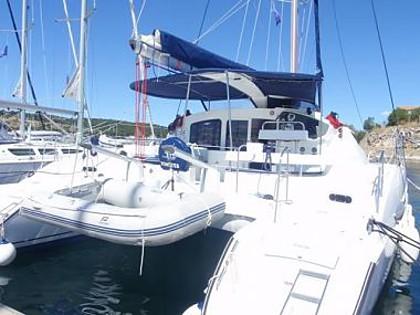 Lavezzi 40-4 (code:NAA 16) - Sibenik - Charter navi Croazia
